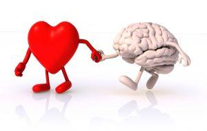 4 300x190 heart and brain that walk hand in hand, concept of health of walking